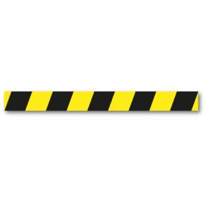 Bodenaufkleber-100x10cm_Sicherheitszone